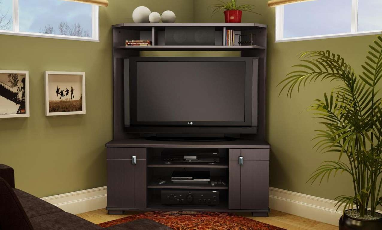 Tv : Corner Tv Stands Top 10 Best Rated Corner Tv Cabinets Inside Corner Tv Stands 46 Inch Flat Screen (View 12 of 15)