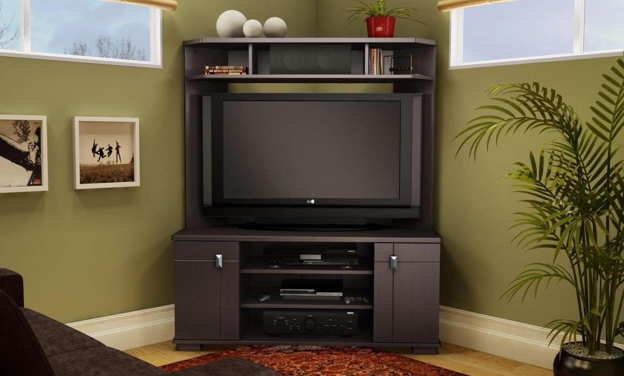 Tv : Corner Tv Stands Top 10 Best Rated Corner Tv Cabinets Inside Corner Tv Stands 46 Inch Flat Screen (View 15 of 15)