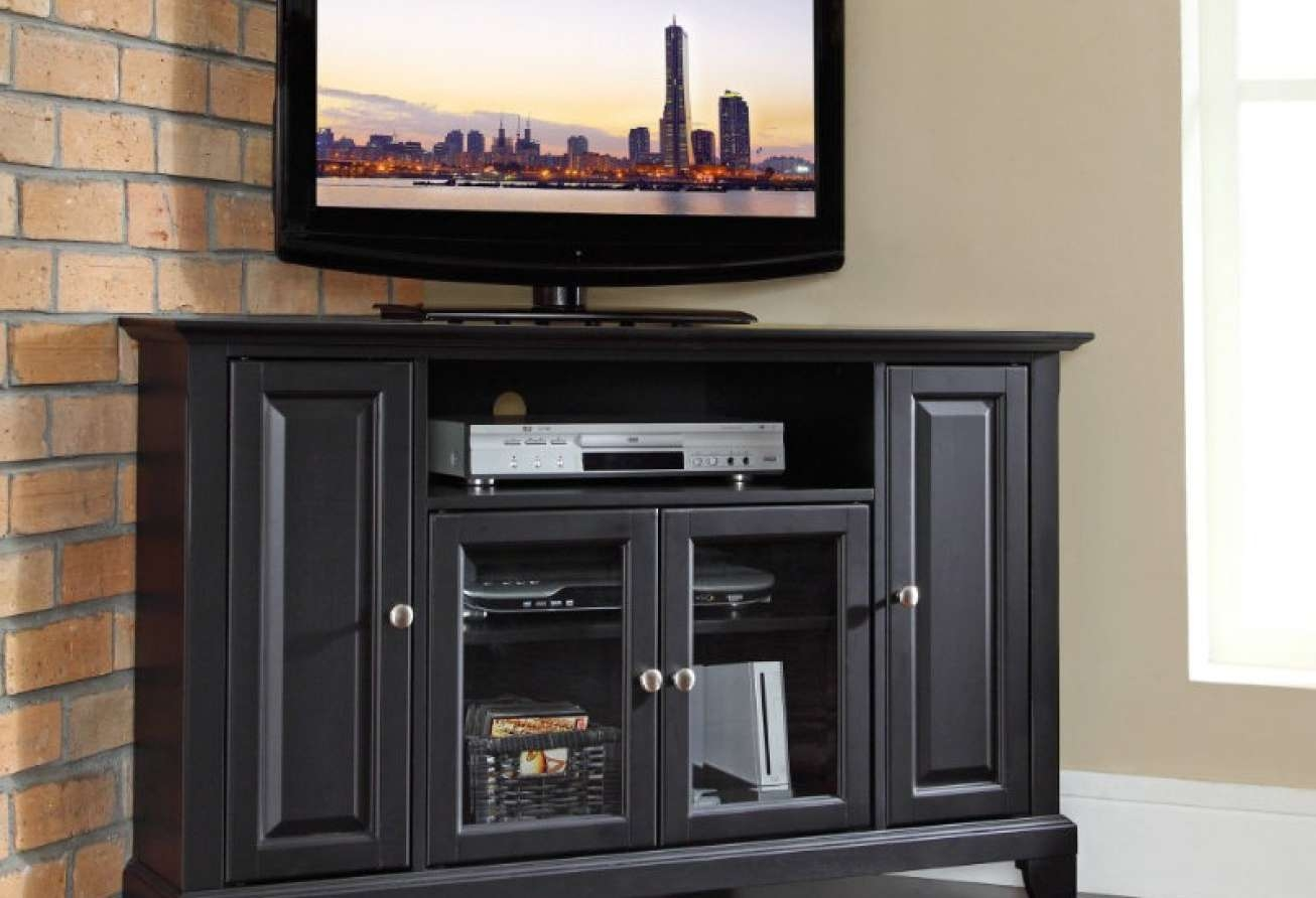 Tv : Dramatic Walnut Tv Stands For Flat Screens Illustrious Walnut Intended For Walnut Tv Stands For Flat Screens (View 16 of 20)