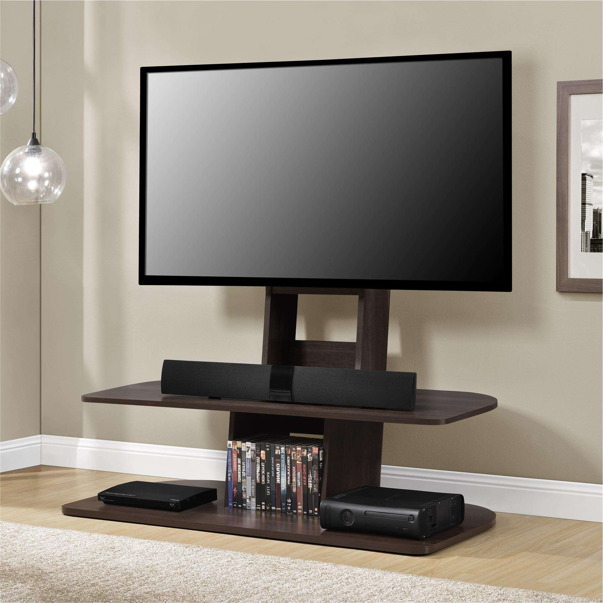 Tv : Exquisite 65 Inch Tv Stands With Integrated Mount Interesting With 65 Inch Tv Stands With Integrated Mount (View 3 of 15)
