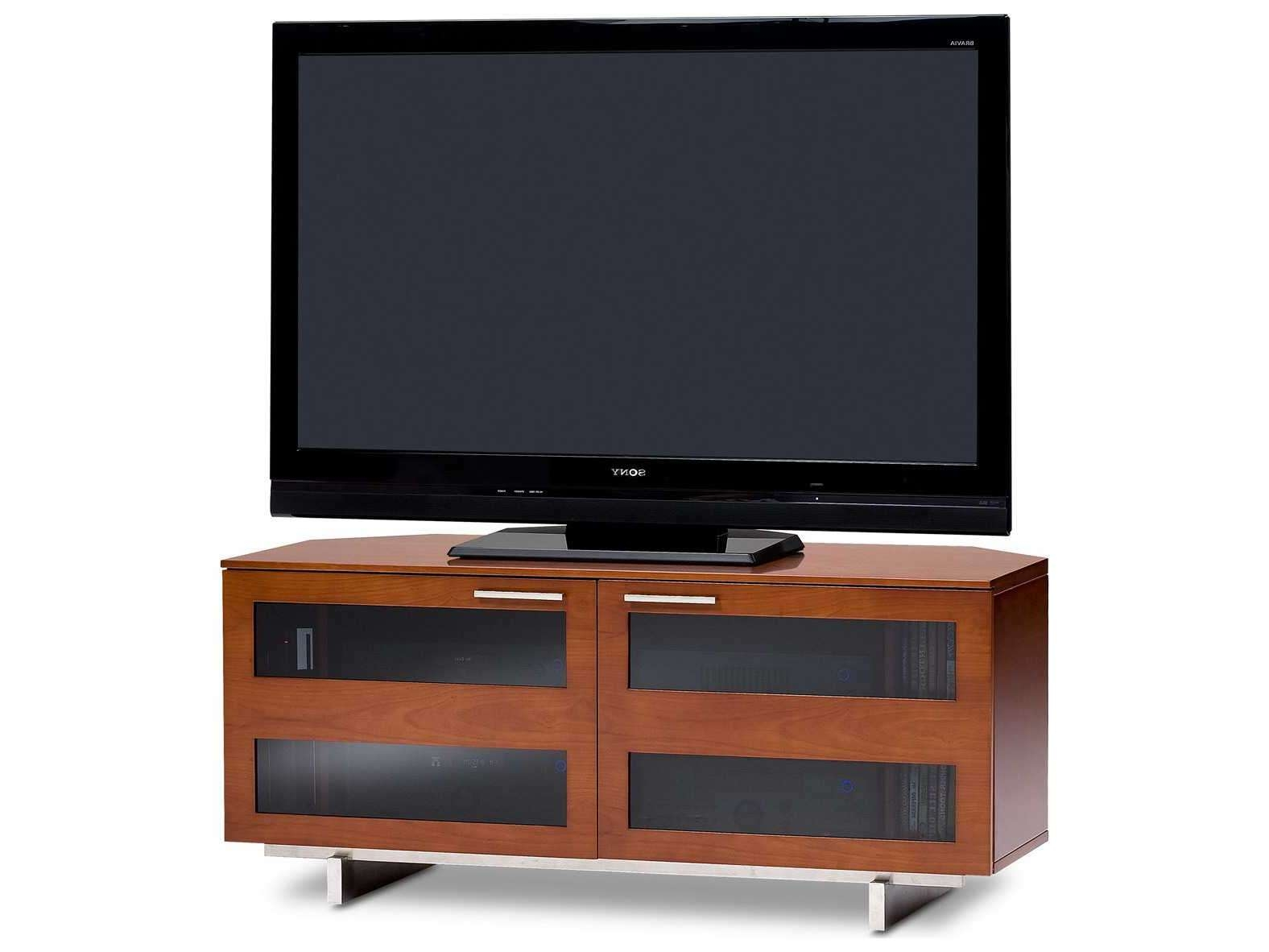 Tv : Exquisite Low Level Corner Tv Stands Famous Low Corner Tv Inside Modern Low Tv Stands (View 14 of 20)