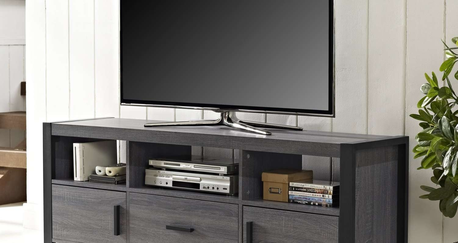Tv : Extraordinary Black Corner Tv Stands For Tvs Up To 60 Inside Black Corner Tv Stands For Tvs Up To  (View 9 of 20)