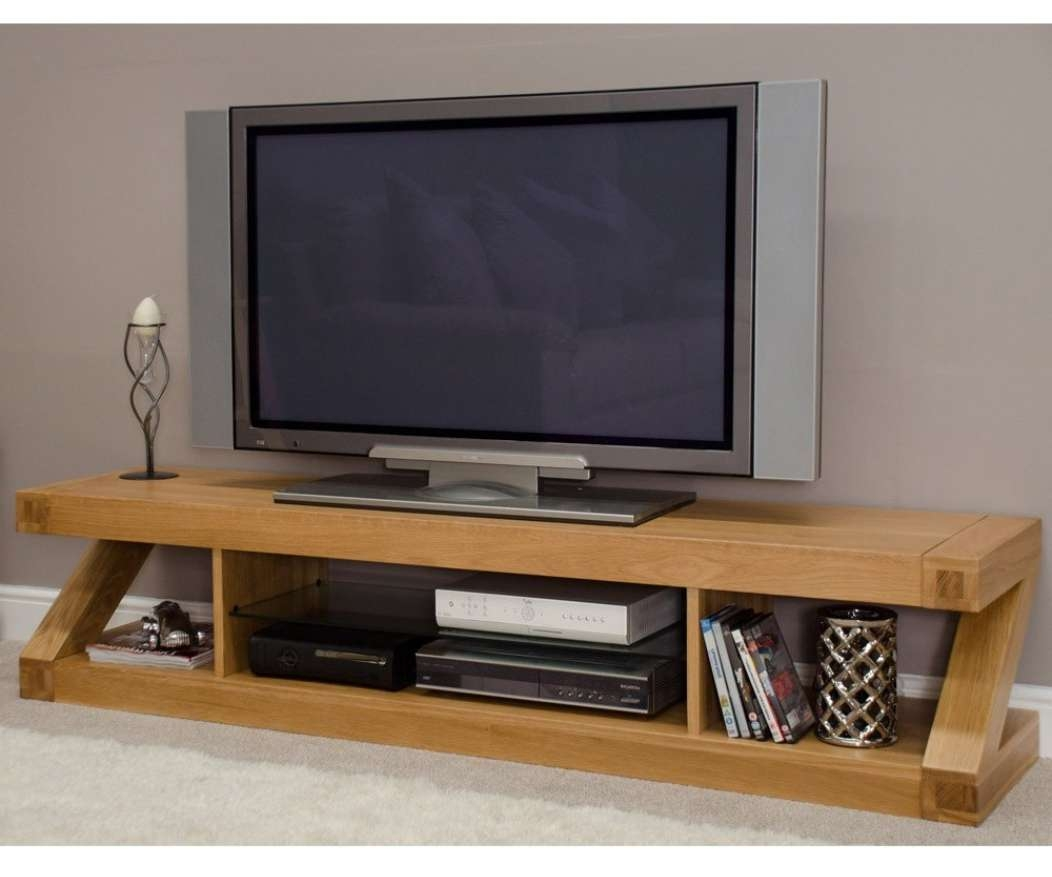 Tv : Fearsome Modern Solid Oak Tv Stand Cool Contemporary Oak Tv Regarding Contemporary Oak Tv Stands (View 9 of 15)