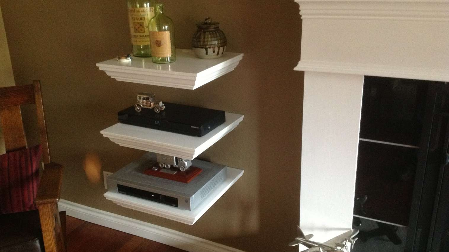 Tv : Floating Tv Stand Beautiful Tv Stands Over Cable Box Best 25 Inside Tv Stands Over Cable Box (View 8 of 15)
