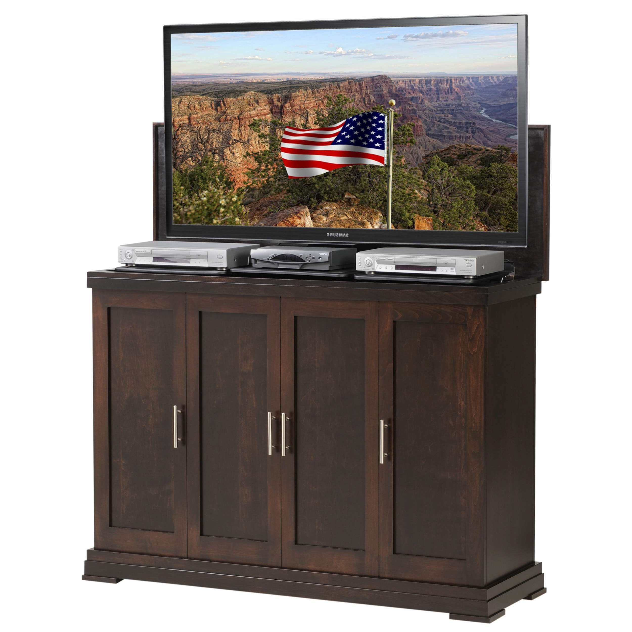 Tv : Gaming Storage Center Tv Stands Awesome Lockable Tv Stands Pertaining To Lockable Tv Stands (View 9 of 20)