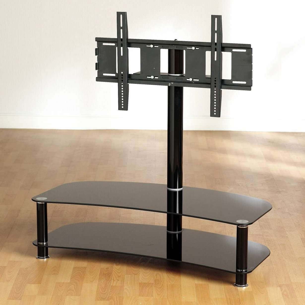 Tv : Glass Tv Stands Beautiful Tv Stands With Bracket Tv Stand With Regard To Corner Tv Stands With Bracket (View 14 of 20)
