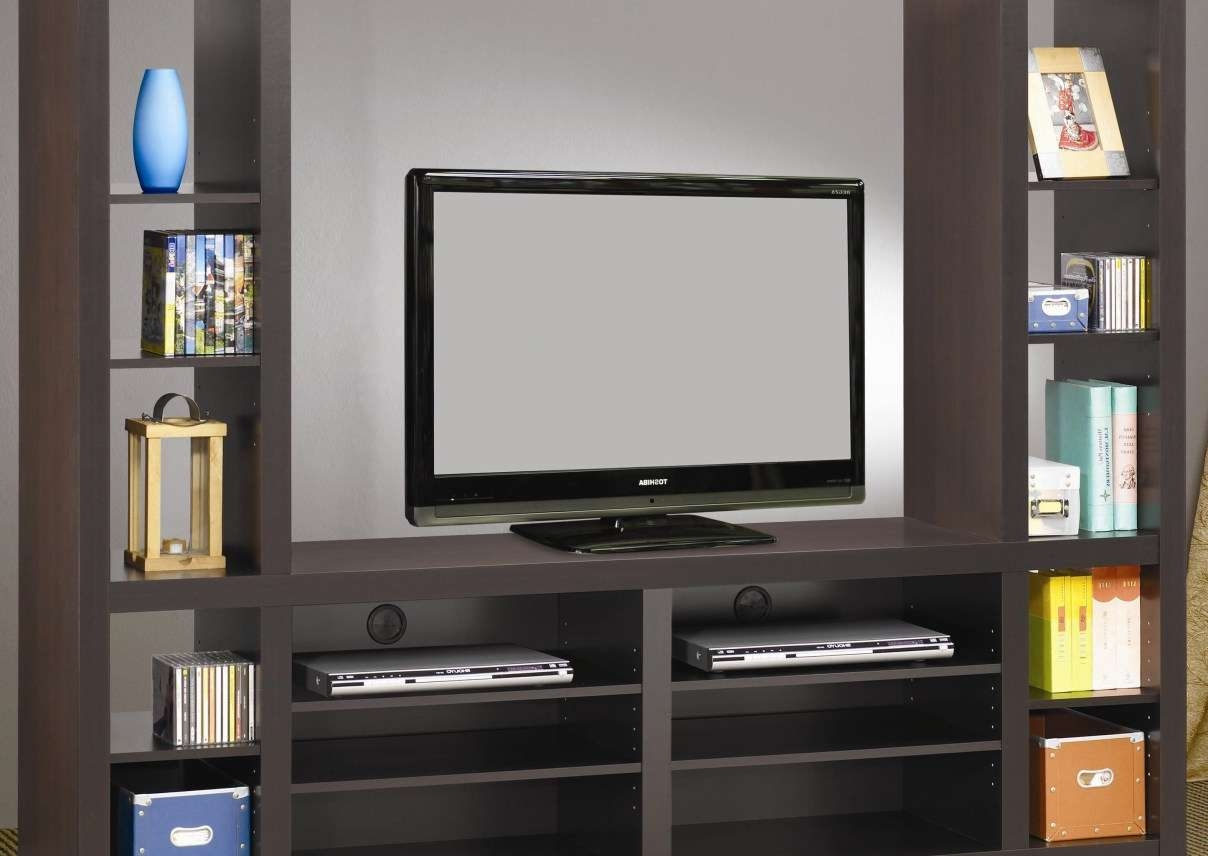 Tv : Incredible Of Living Room Stands Designs Beautiful Tv Stands For Tv Stands With Matching Bookcases (View 9 of 15)