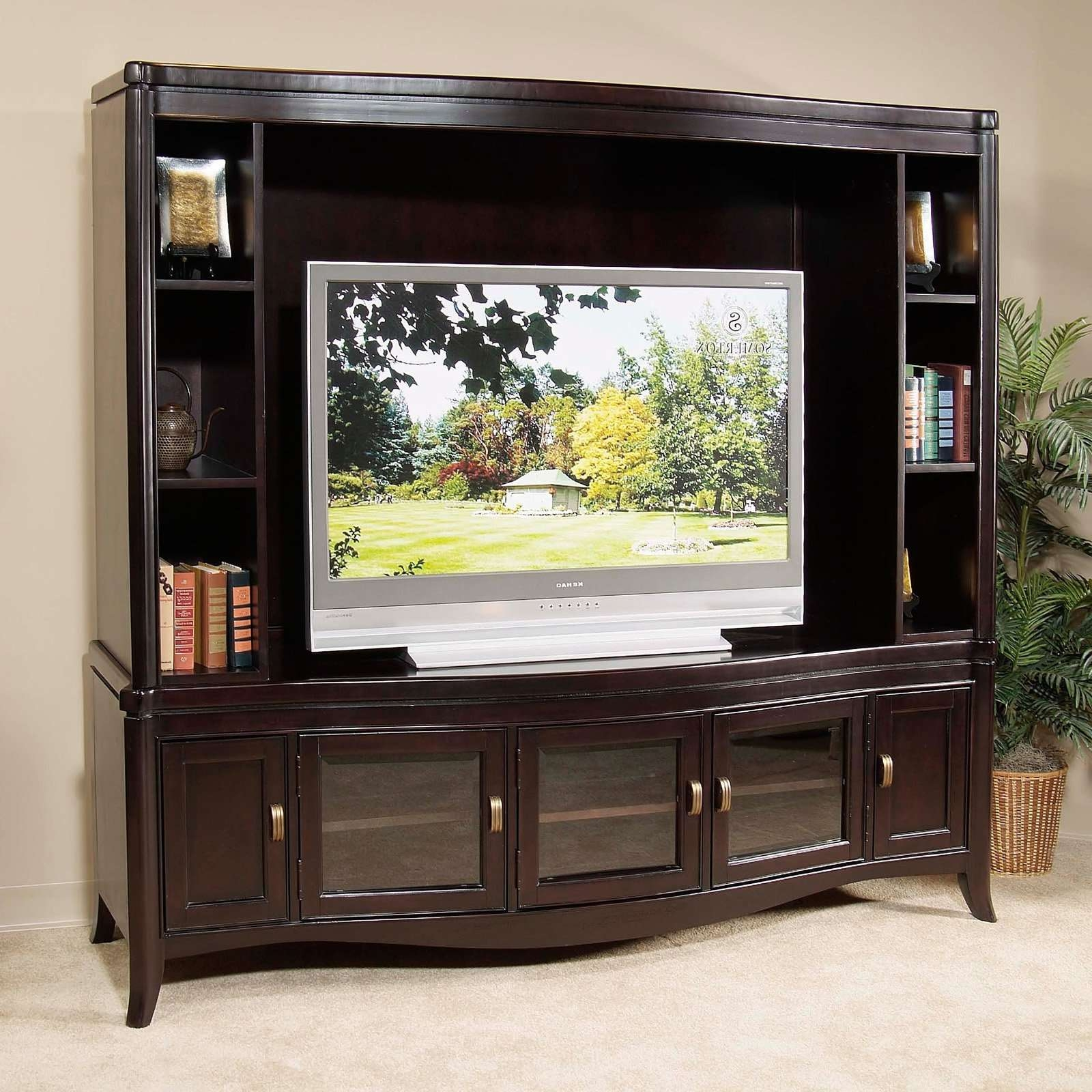 Tv : Intriguing Lockable Tv Stands Entertain Lockable Tv Stands Intended For Lockable Tv Stands (View 6 of 20)