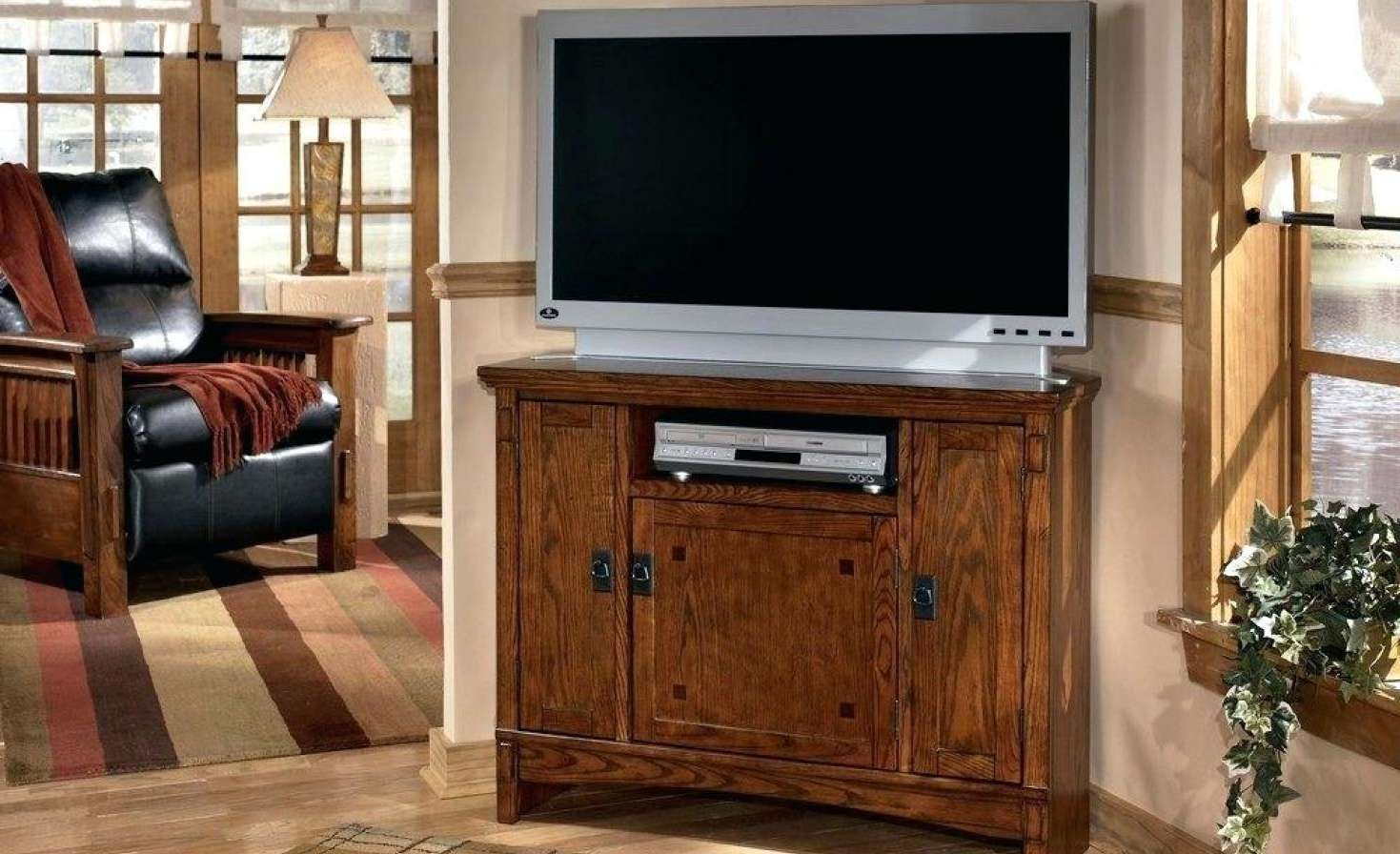 Tv : Inviting Off White Corner Tv Stands Elegant Off White Corner In Off White Corner Tv Stands (View 10 of 15)