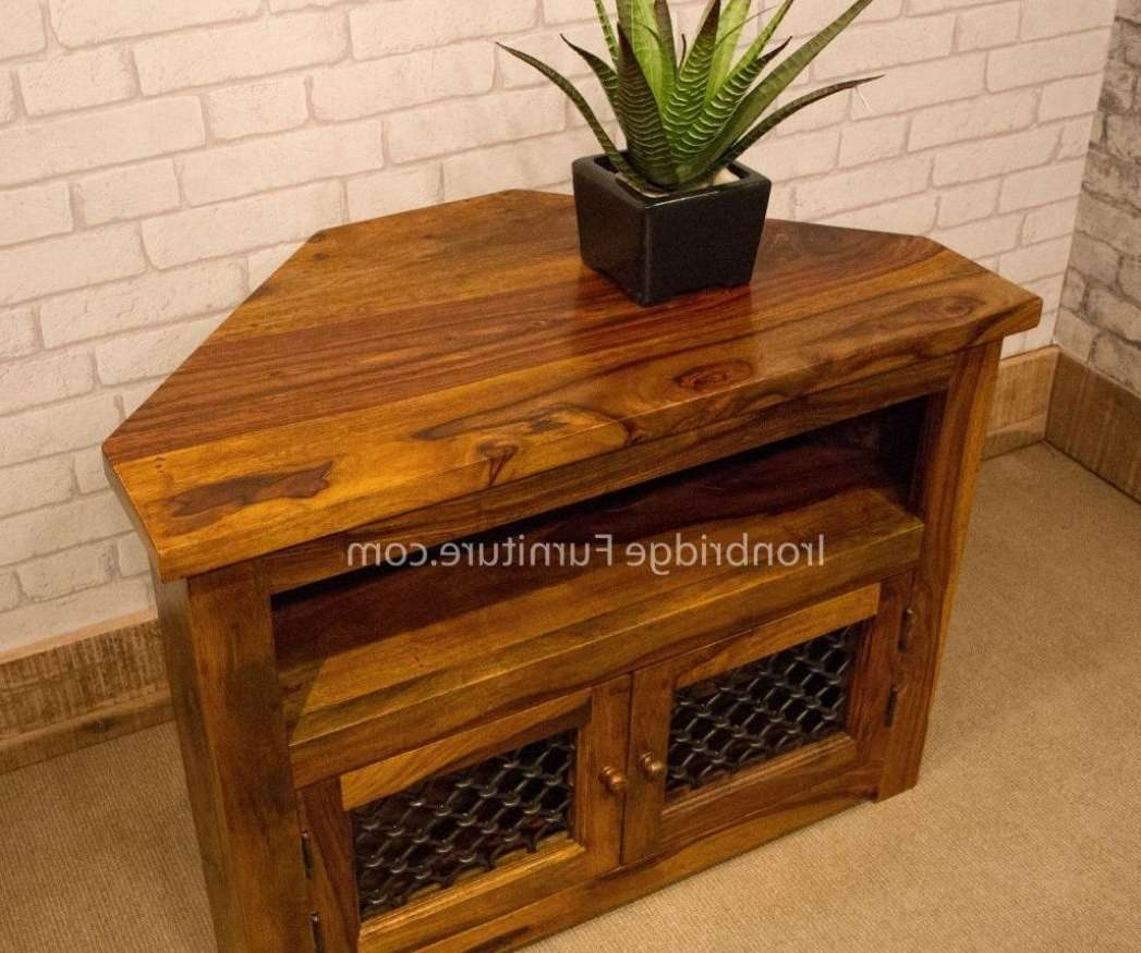 Tv : Jali Sheesham Chunky Tv Stand Amazing Jali Tv Cabinets Jali Within Chunky Tv Cabinets (View 16 of 20)