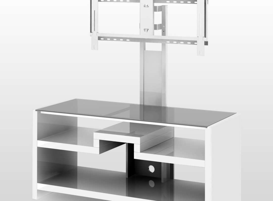 Tv : Perfect Black Smoked Glass Tv Stand Pleasurable Black Glass Intended For Smoked Glass Tv Stands (View 11 of 15)