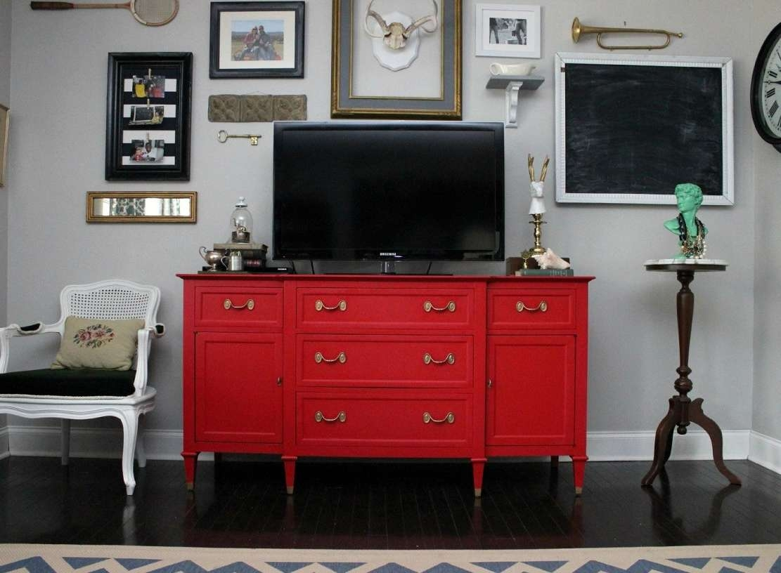 Tv : Red Modern Tv Stands Infatuate Red Modern Tv Stands' Stylish Intended For Red Modern Tv Stands (View 9 of 15)