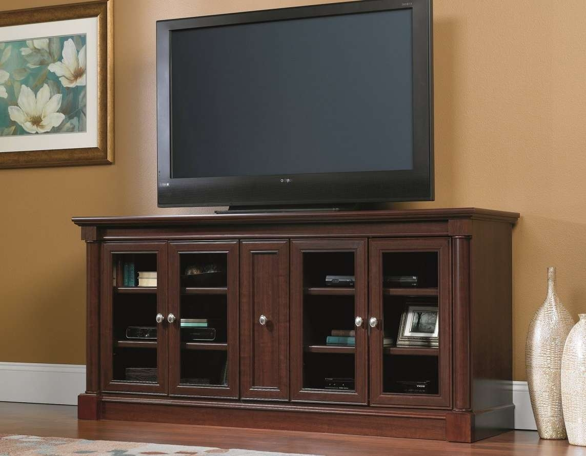 Tv : Remarkable Beam Thru Curved Tv Stand Satiating Black Beam For Beam Through Tv Stands (View 7 of 15)