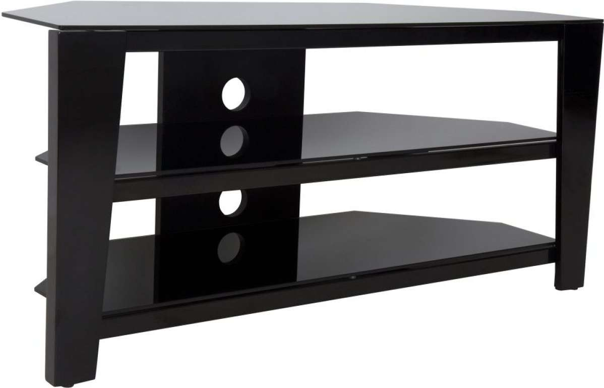 Tv : Remarkable Beam Thru Curved Tv Stand Satiating Black Beam Intended For Beam Thru Tv Stands (View 16 of 20)