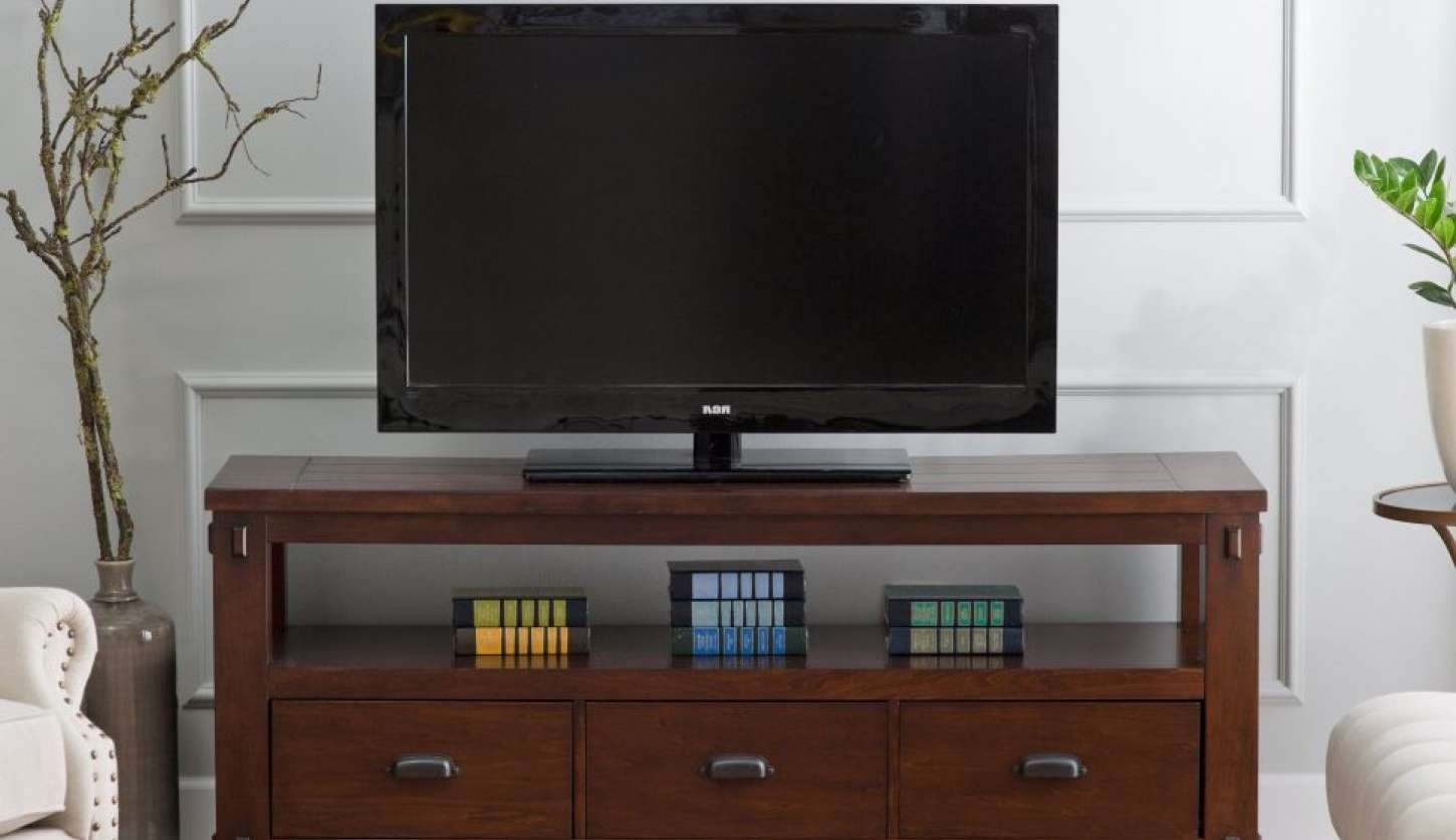 Tv : Remarkable Beam Thru Curved Tv Stand Satiating Black Beam Regarding Beam Through Tv Stands (View 12 of 15)
