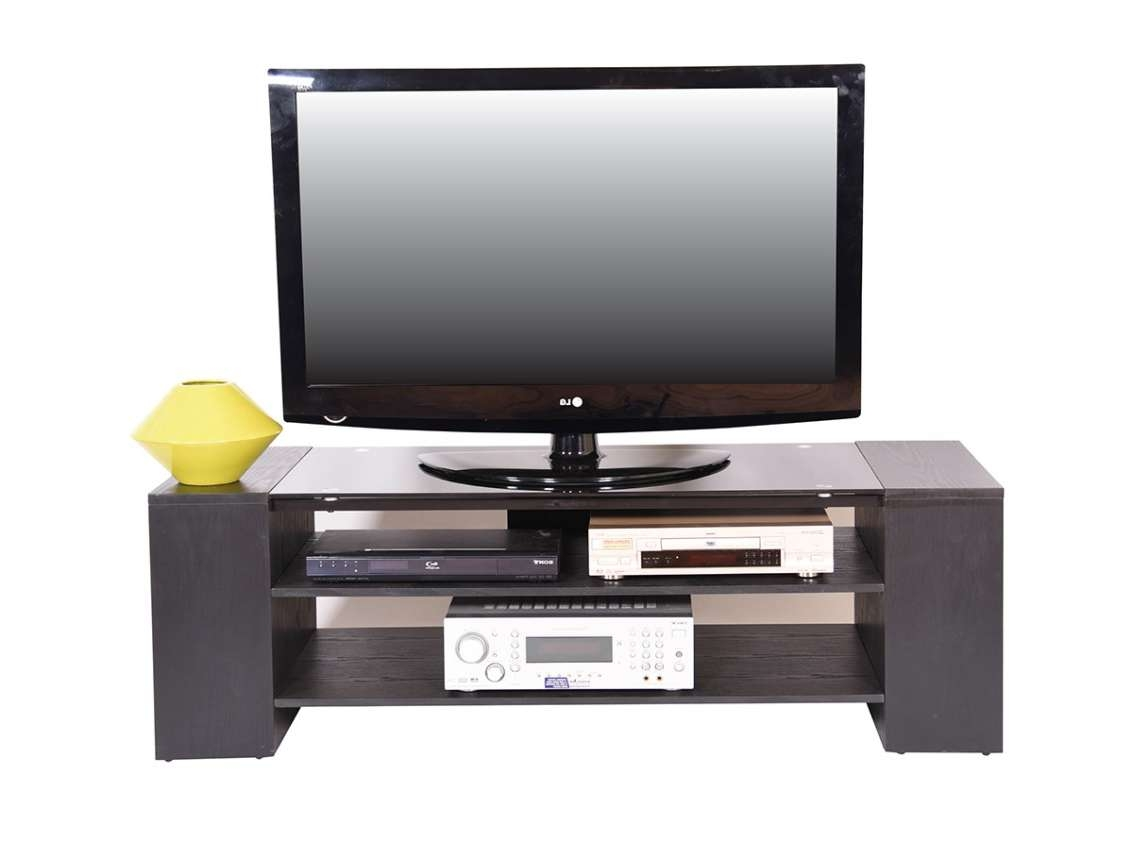 Tv : Remarkable Beam Thru Curved Tv Stand Satiating Black Beam With Regard To Beam Thru Tv Stands (View 20 of 20)