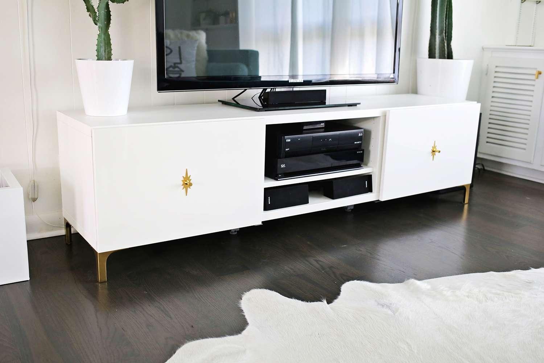 Tv : Sideboard Tv Stands Favored Sideboard Tv Stands' Stylish Intended For Sideboard Tv Stands (View 15 of 20)