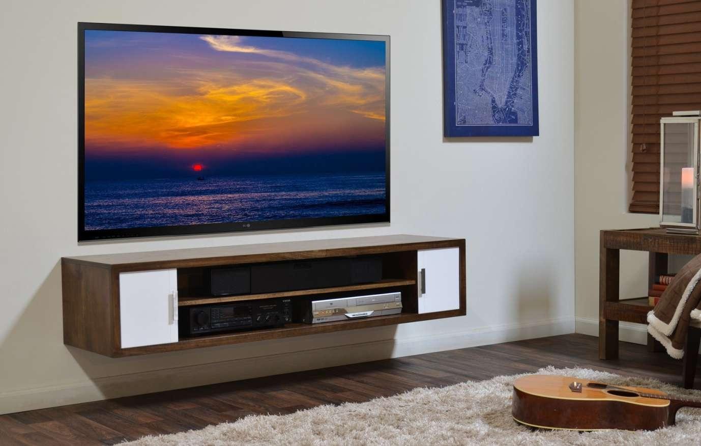 Tv : Single Shelf Tv Stands Amusing Single Shelf Wood Tv Stand For Single Shelf Tv Stands (View 4 of 15)