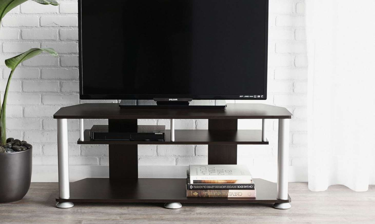 Tv : Skinny Tv Stands Arresting Skinny Flat Screen Tv Stands In Skinny Tv Stands (View 14 of 15)
