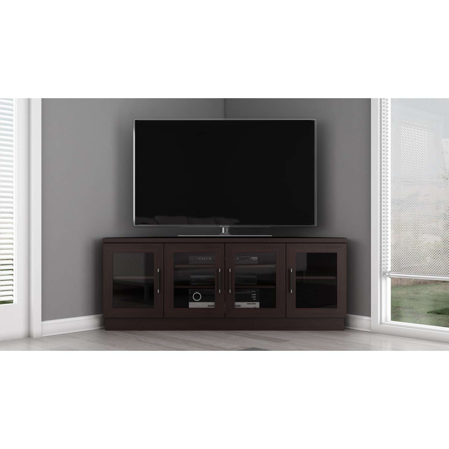 Tv Stand : 39 Fantastic Corner Tv Stand For 60 Inch Tv Image Pertaining To Corner Tv Stands For 60 Inch Tv (View 14 of 15)