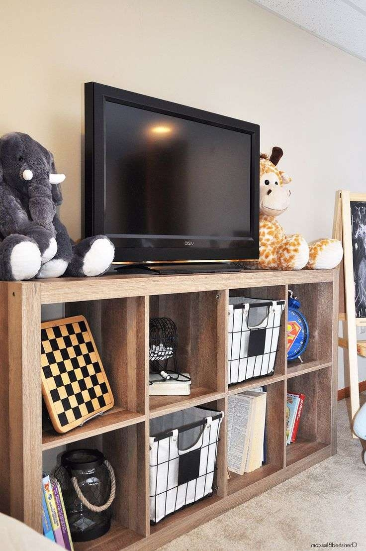 Tv Stand : 49 Awful Long Short Tv Stand Picture Design Long Short Within Tv Stands With Storage Baskets (View 5 of 15)