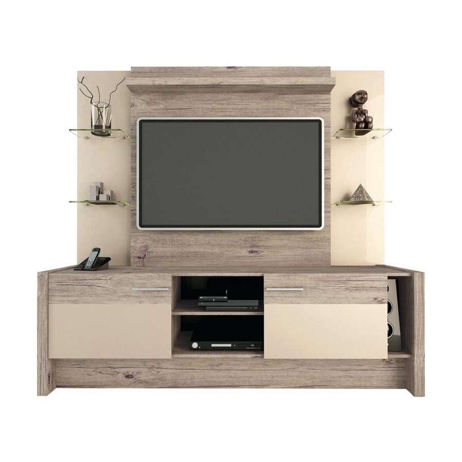 Tv Stand : 80 In Tv Stand With Back Panel Stands Entertainment Pertaining To Tv Stands With Back Panel (View 13 of 15)