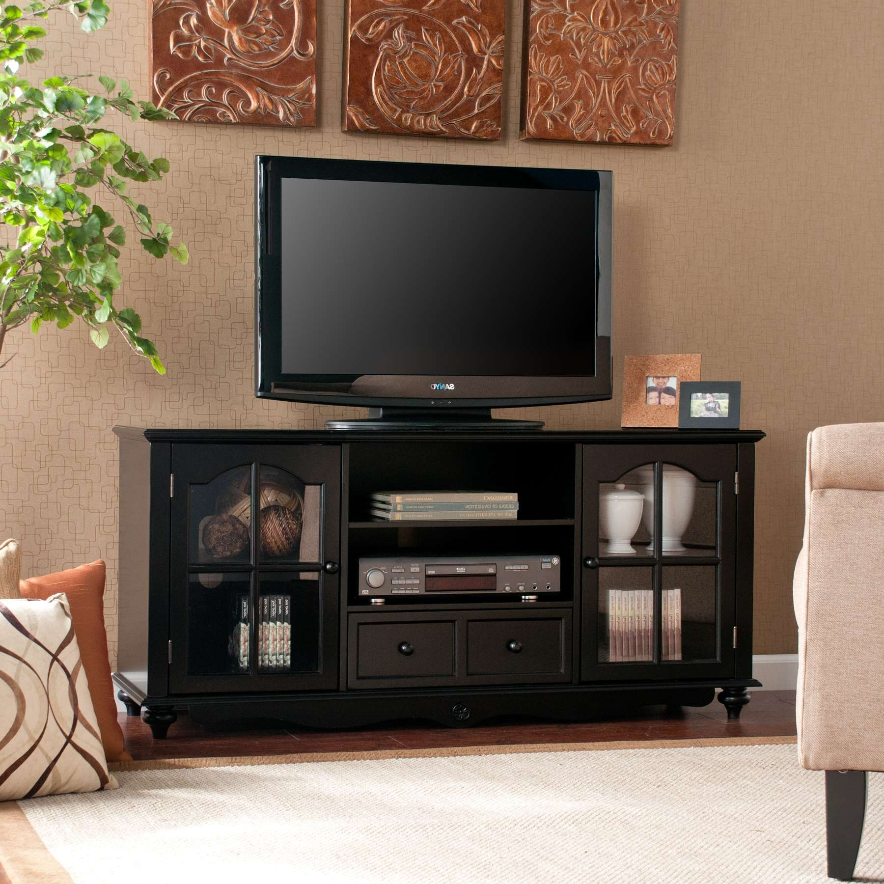 Tv Stand/cart For Up To 55 Inch Plasma, Led/lcd Tvs In Tv Stands For Large Tvs (View 12 of 15)