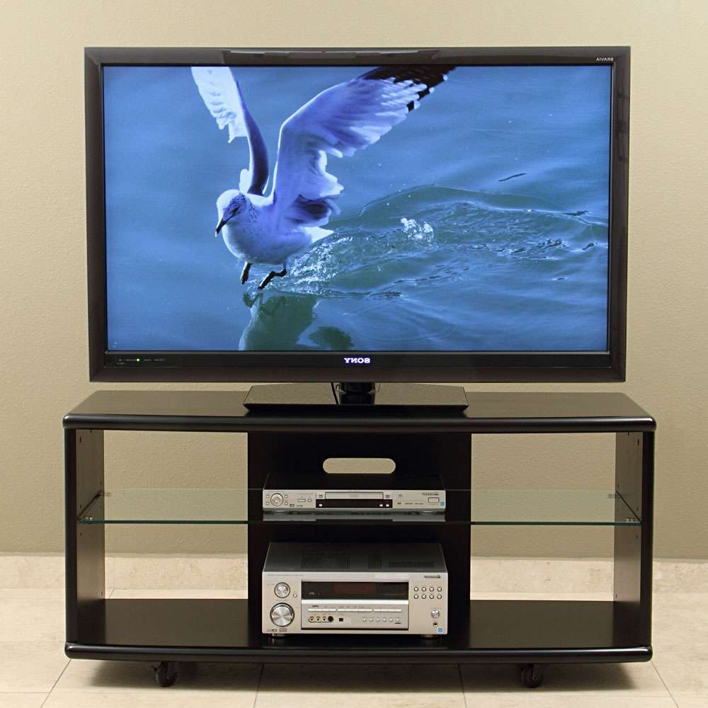 Tv Stand/cart For Up To 55 Inch Plasma, Led/lcd Tvs With Tv Stands For 55 Inch Tv (View 12 of 15)