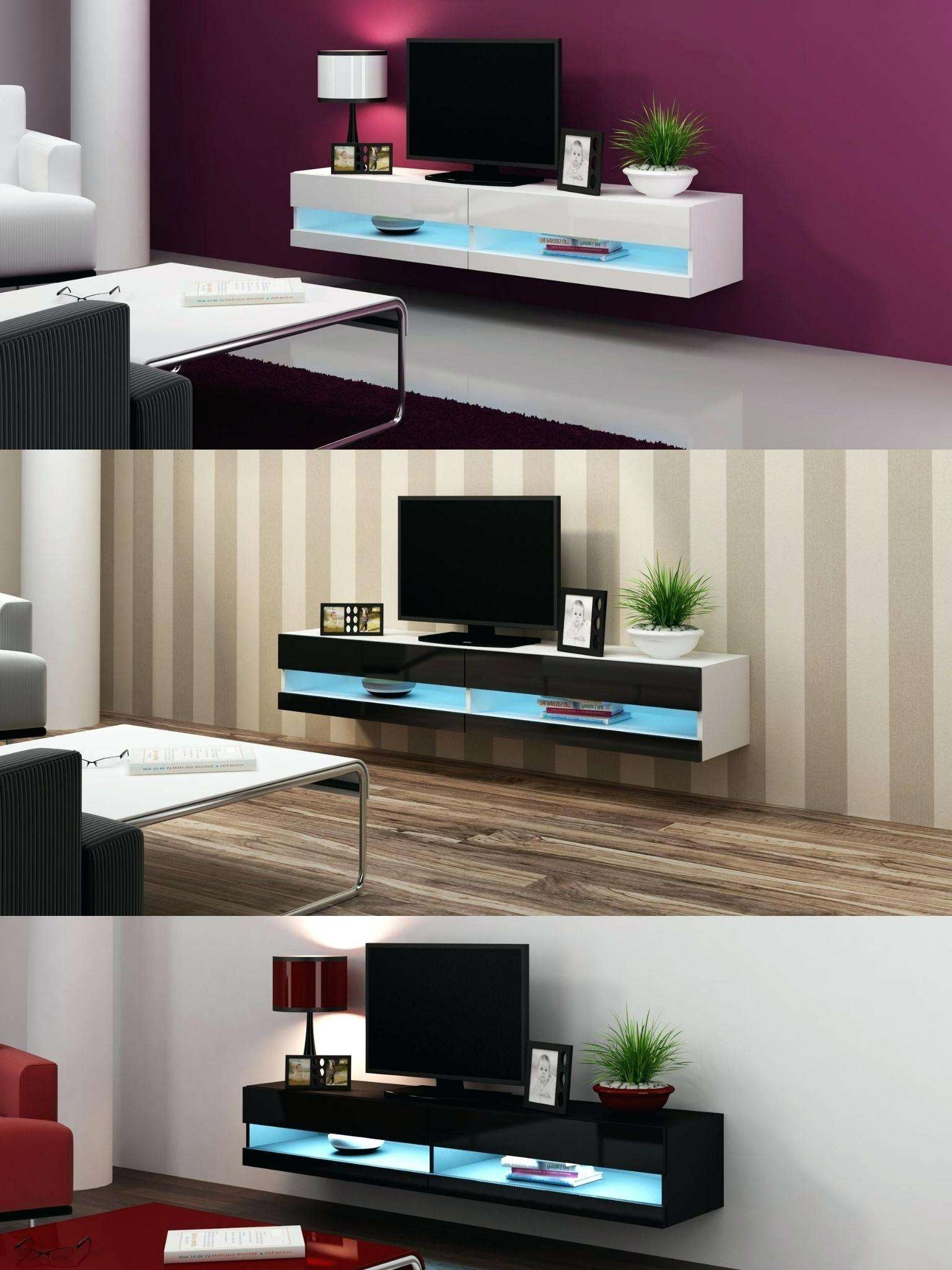 Tv Stand: Cool Tv Stand Gloss For Living Room Tv Cabinet High Inside Cool Tv Stands (View 13 of 15)
