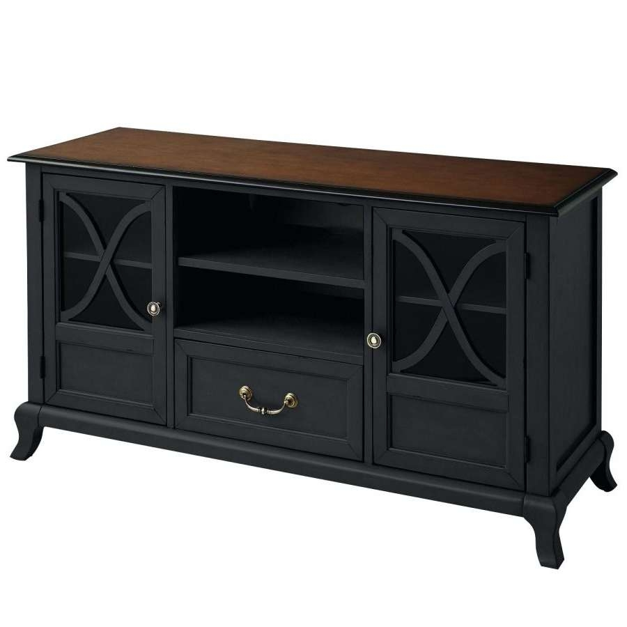 Tv Stand : Country Tv Stand Convenience Concepts French 60 Country Throughout Country Style Tv Stands (View 15 of 15)