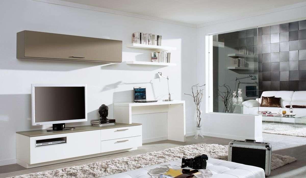Tv Stand Desk Combo Flat Screen Entertainment Center Ideas Diy Regarding Tv Stands Computer Desk Combo (View 3 of 15)