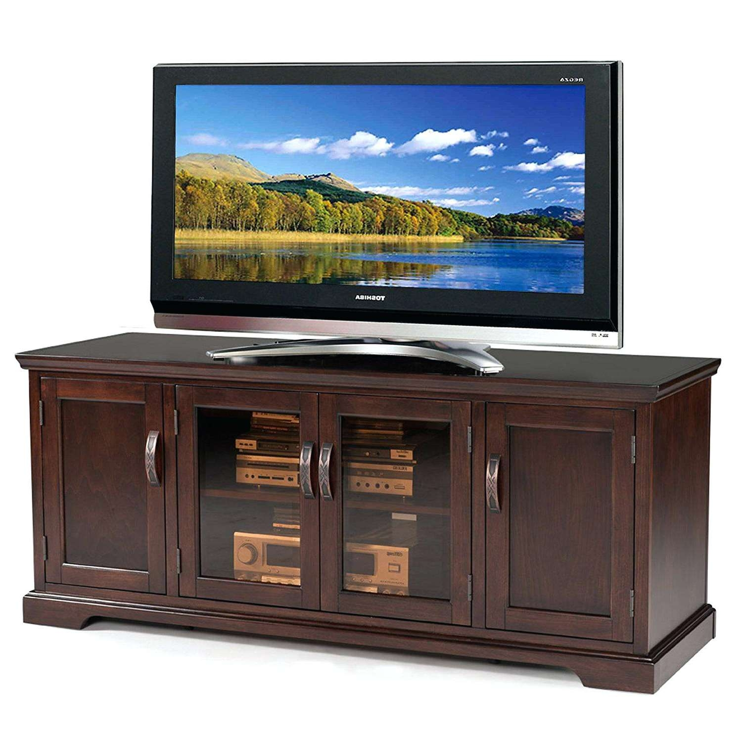 Tv Stand: Double Tv Stand. Double Wide Tv Swivel Stand (View 14 of 15)