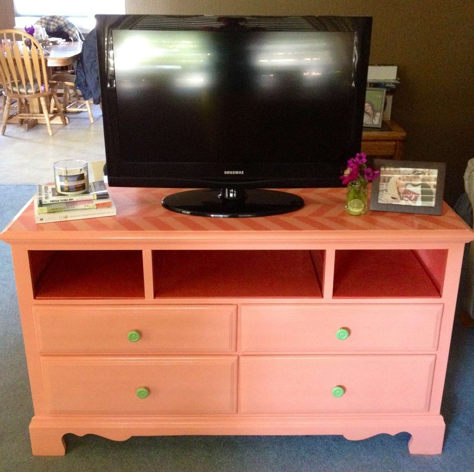 Tv Stand Dresser For Bedroom Espresso And Of Stylish Designs 28 Pertaining To Orange Tv Stands (View 11 of 15)
