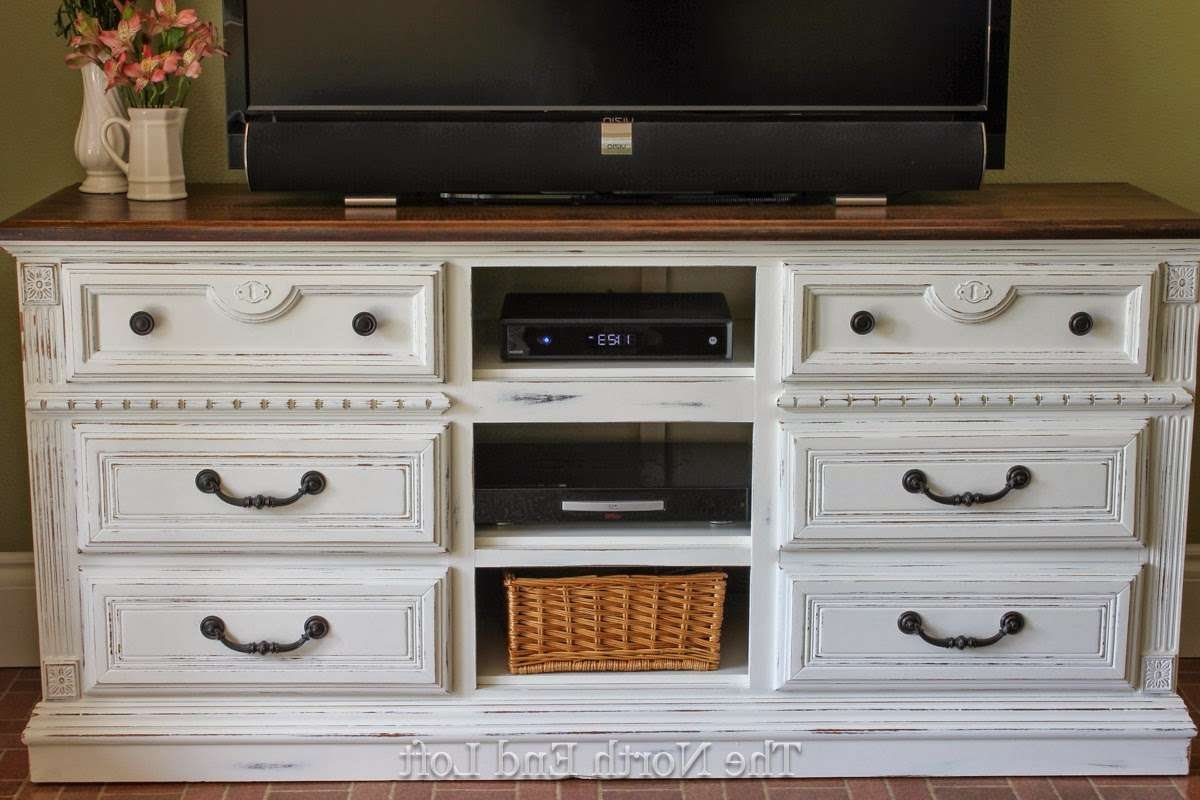 Tv Stand Dresser For Bedroom | Johnfante Dressers Within Dresser And Tv  Stands Combination (Gallery