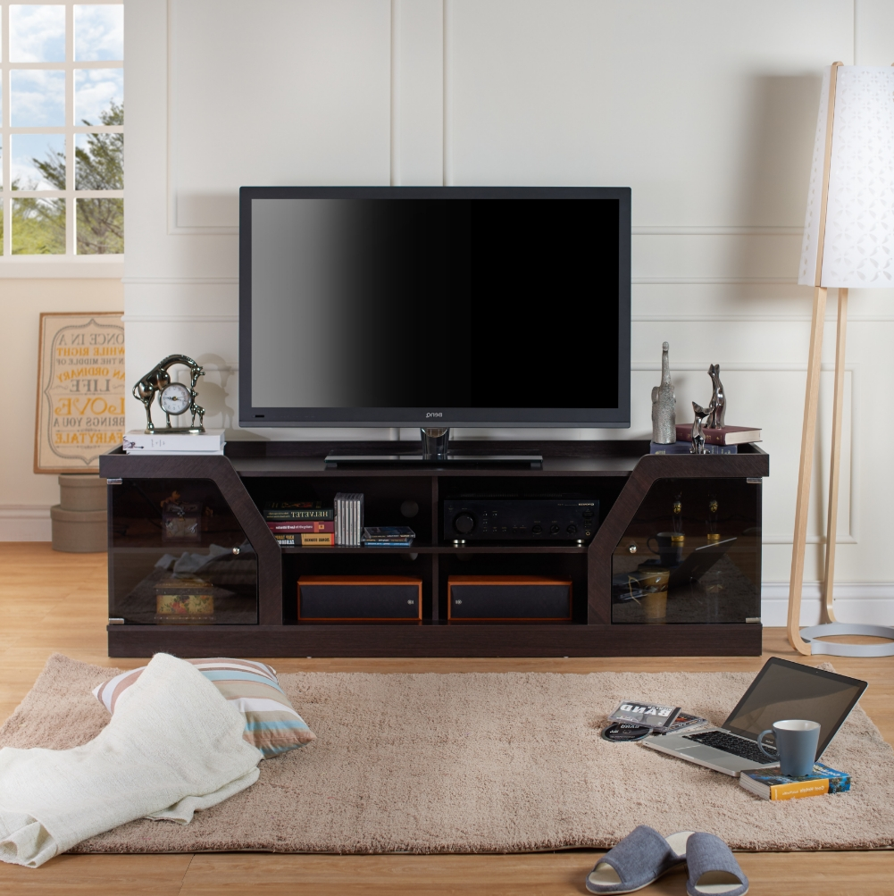 Tv Stand For Inch Flat Screen Furnitures Screens Credenza For Tv Stands For 70 Flat Screen (View 5 of 15)