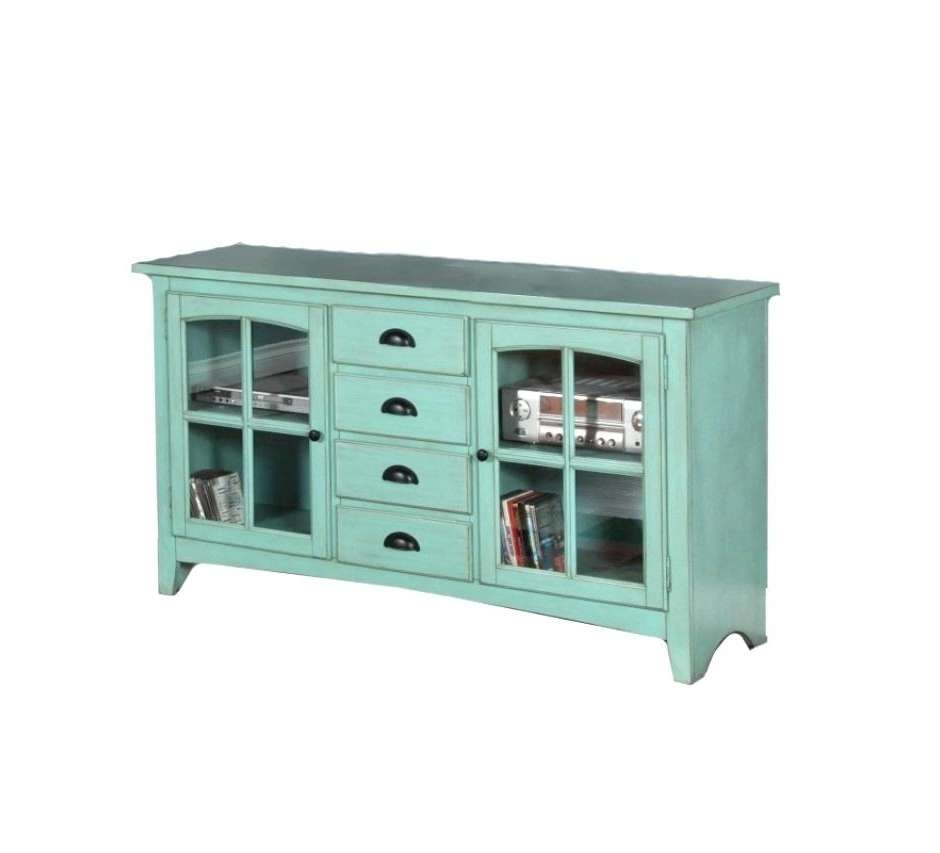 Tv Stand : Green Tv Stand Galena Blue Wood Green Tv Stand In Green Tv Stands (View 12 of 15)