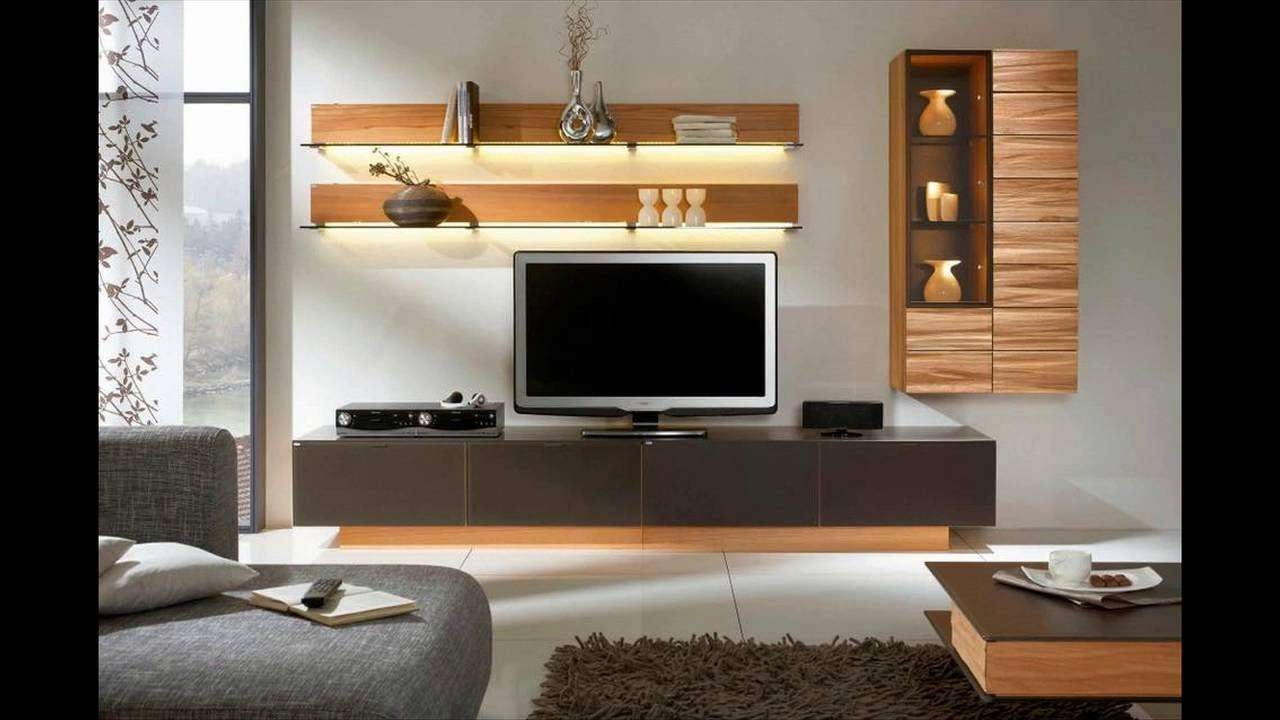 Tv Stand Ideas For Living Room – Youtube Regarding Tv Stands For Small Rooms (View 13 of 15)