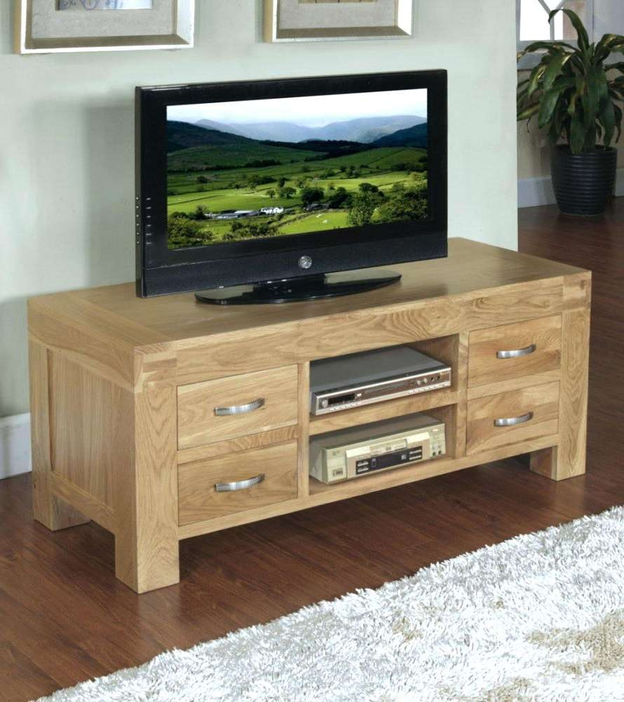 Tv Stand : Maple Tv Stand Solid Oak Maple Tv Stand (View 9 of 20)