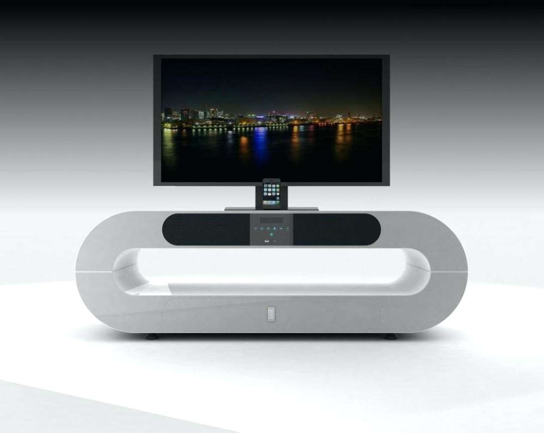 Tv Stand: Opod Tv Stand White. Centurion Opod White Tv Stand (View 9 of 15)