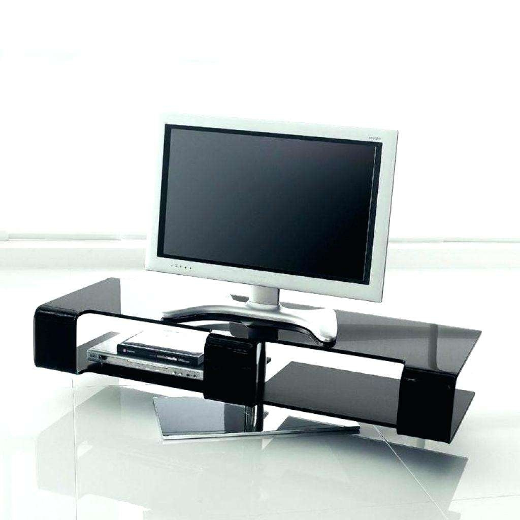 Tv Stand : Opod Tv Stand White Glass Black Frame Plasma Stands With Regard To Opod Tv Stands Black (View 10 of 20)