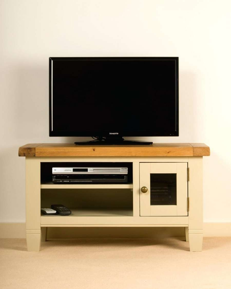 Tv Stand : Painted Tv Stand Oak And Cabinet Cream Corner Painted Pertaining To Cream Corner Tv Stands (View 9 of 15)