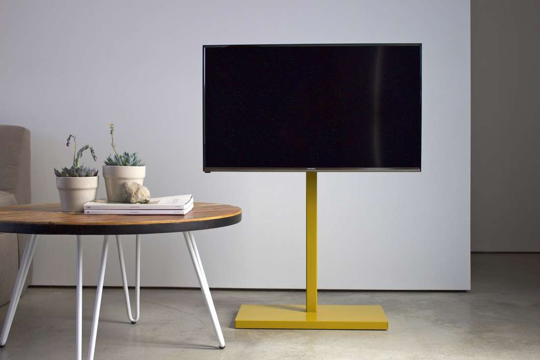 Tv Stand – Quarter Design Studio With Regard To Freestanding Tv Stands (View 2 of 15)