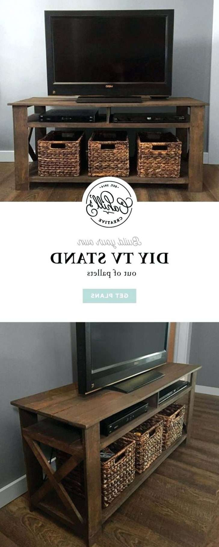 Tv Stand: Rustic Pine Tv Stand (View 17 of 20)