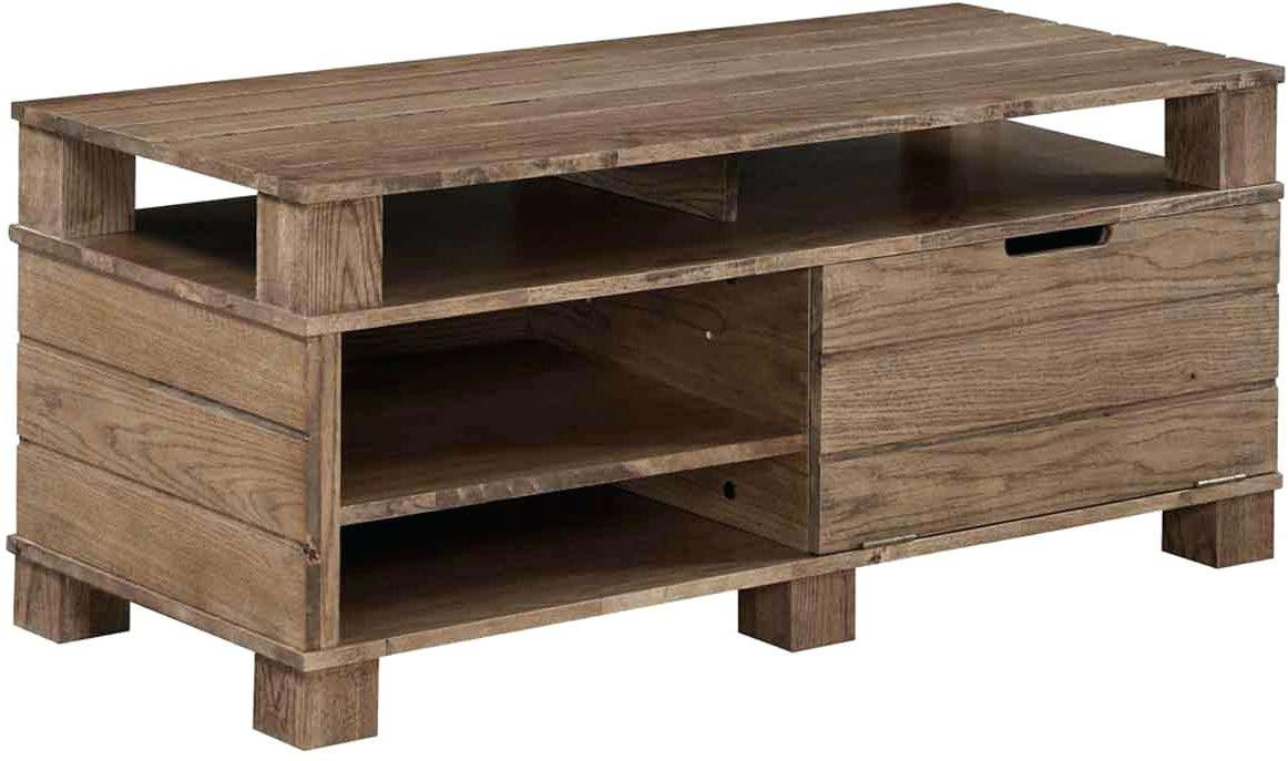 Tv Stand : Rustic Red Tv Stand Solid Wood Oak For Up To S Regarding Rustic Red Tv Stands (View 20 of 20)