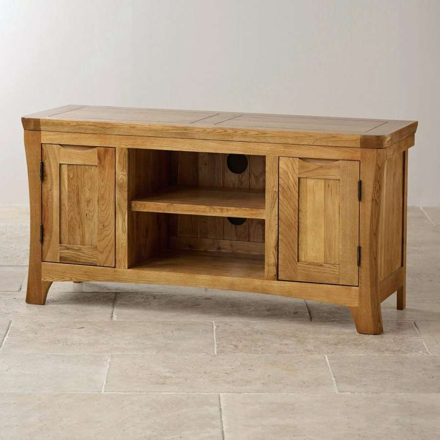 Tv Stand : Solid Oak Tv Stand Wood Corner Stands For Flat Screens Throughout Corner Oak Tv Stands For Flat Screen (View 10 of 15)