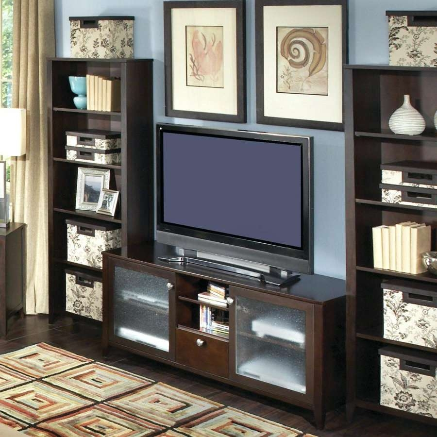 Tv Stand : Tv Stand Bookshelf Amazing Bookcase With Matching Tv Intended For Tv Stands With Matching Bookcases (View 4 of 15)