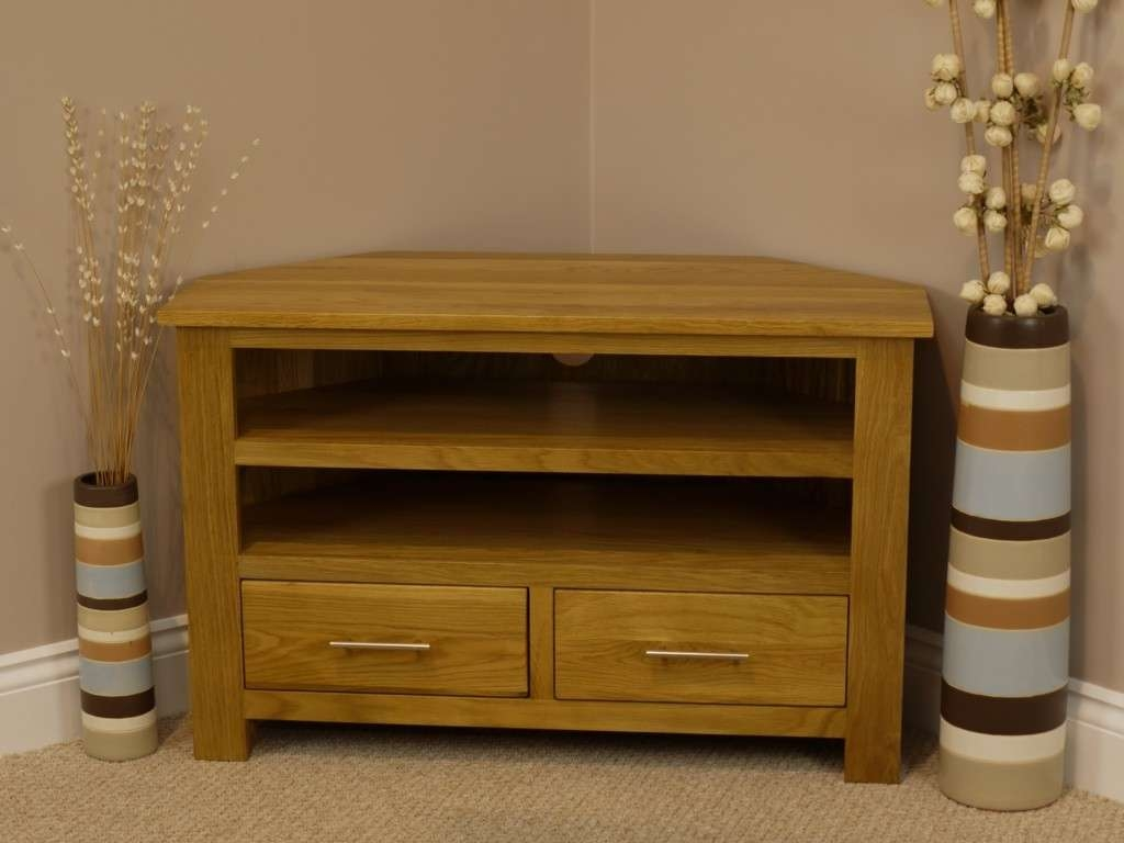 Tv Stand : Tv Stands 999m Solid Wood Corner For Flat Screens All Intended For Wooden Corner Tv Cabinets (View 12 of 20)