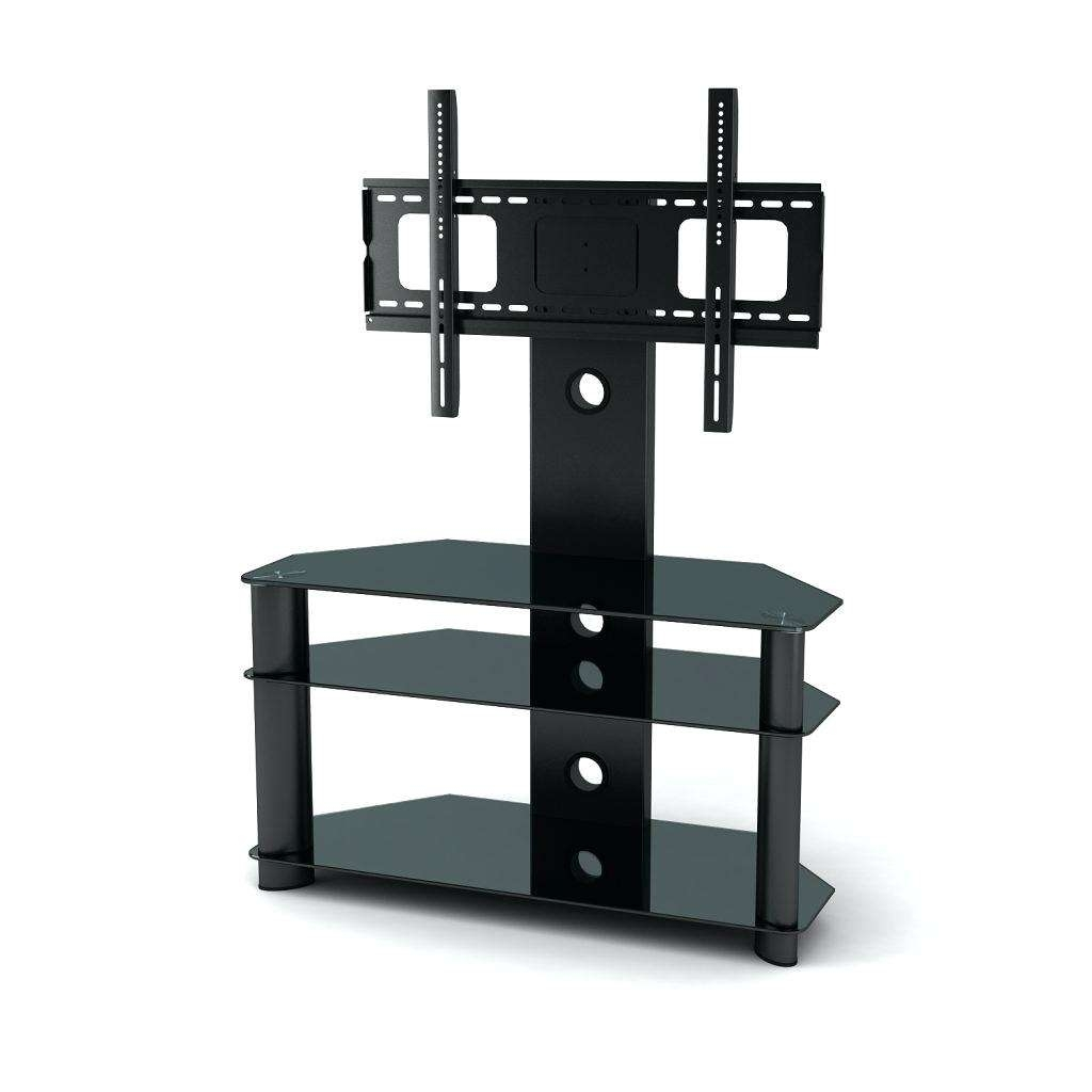 Tv Stand: White Cantilever Tv Stand (View 20 of 20)