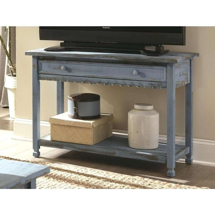 Tv Stand : White Rustic Tv Stand Console Tables Media Elegant Pertaining To Cheap Rustic Tv Stands (View 15 of 15)