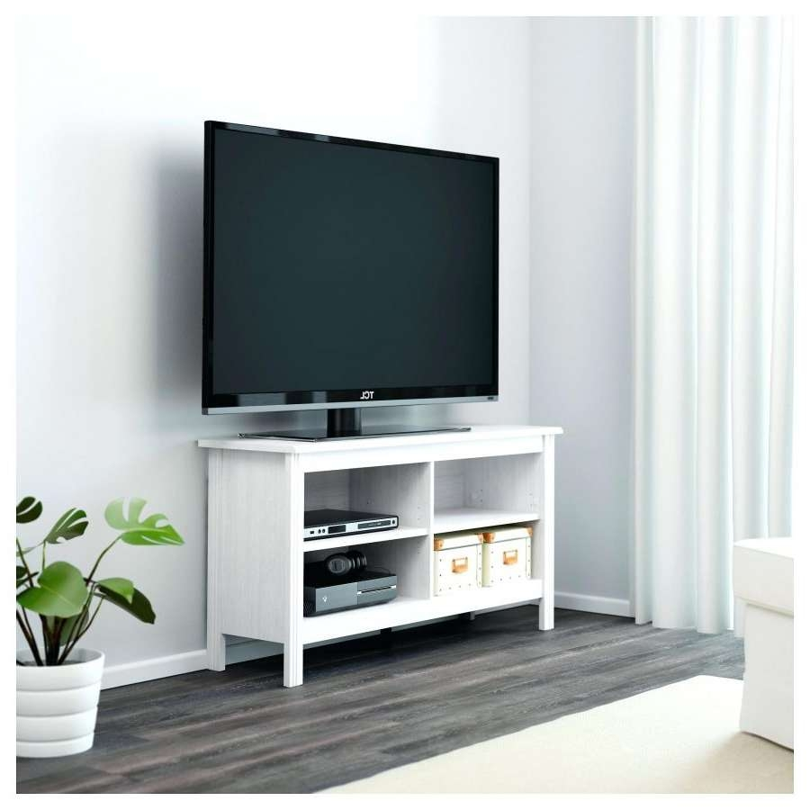 Tv Stand : White Tv Stand Ikea Cabinet Multi Use Lockable White Tv With Regard To Lockable Tv Stands (View 20 of 20)
